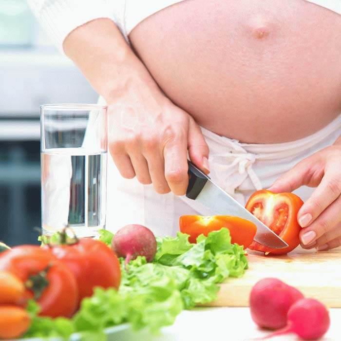 От чего ноги опухают у беременных 27