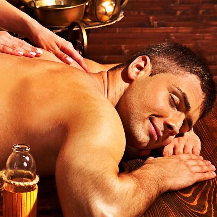 Эротический массаж мужчина конечно