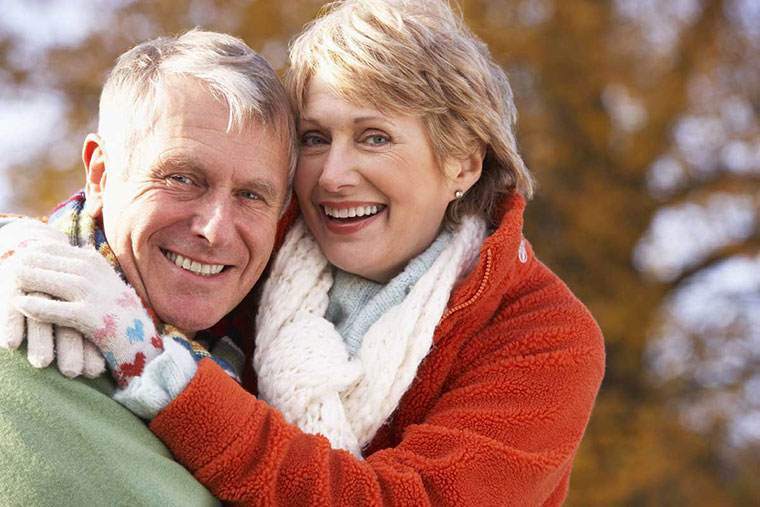 Секс пожилых пар польза или вред