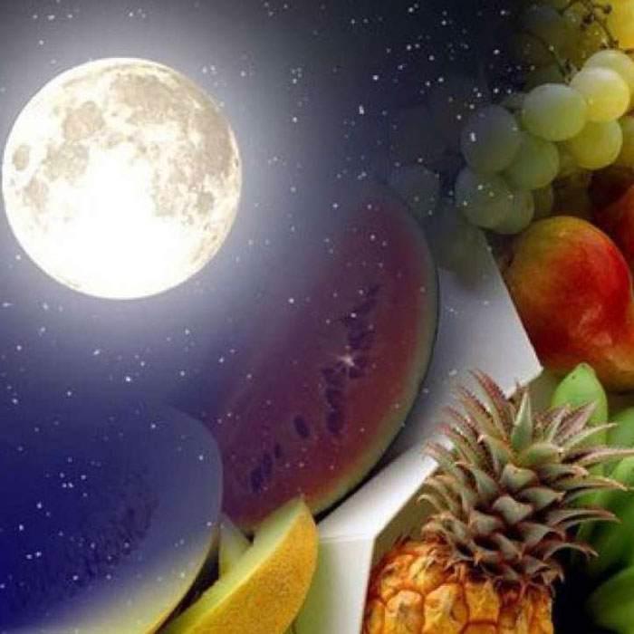 9 Лунный Диета. Лунный календарь питания